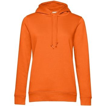 vaatteet Naiset Svetari B&c WW34B Orange