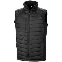 vaatteet Takit Result R238X Black