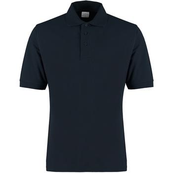 vaatteet Miehet T-paidat & Poolot Kustom Kit KK460 Navy