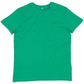 vaatteet Miehet T-paidat & Poolot Mantis M01 Kelly Green