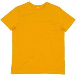 vaatteet Miehet T-paidat & Poolot Mantis M01 Mustard Yellow