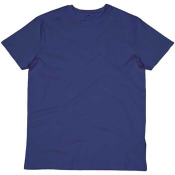 vaatteet Miehet T-paidat & Poolot Mantis M01 Navy