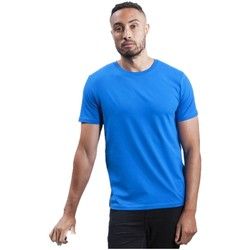 vaatteet Miehet T-paidat & Poolot Mantis M01 Royal Blue