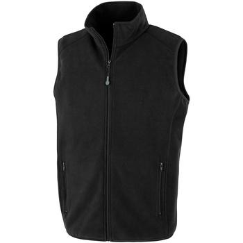 vaatteet Neuleet / Villatakit Result Genuine Recycled R904X Black