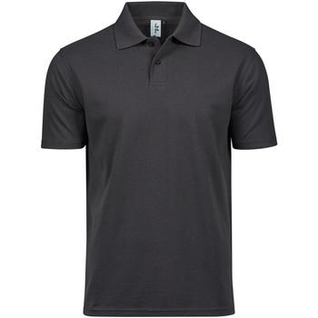 vaatteet Miehet T-paidat & Poolot Tee Jays TJ1200 Dark Grey