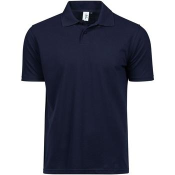 vaatteet Miehet T-paidat & Poolot Tee Jays TJ1200 Navy Blue