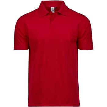 vaatteet Miehet T-paidat & Poolot Tee Jays TJ1200 Red