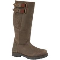 kengät Miehet Saappaat Woodland  Dark Brown