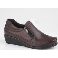 kengät Naiset Derby-kengät Mod Comfys  Burgundy