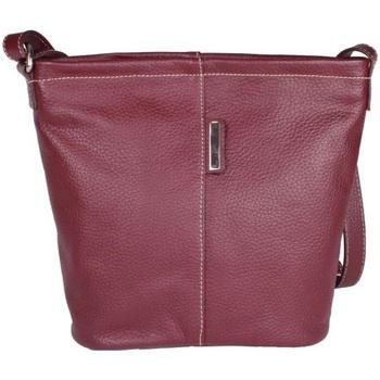 laukut Naiset Olkalaukut Eastern Counties Leather  Burgundy