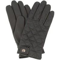Asusteet / tarvikkeet Miehet Hanskat Eastern Counties Leather  Black