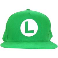 Asusteet / tarvikkeet Lippalakit Super Mario  Green