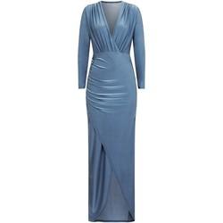 vaatteet Naiset Pitkä mekko Girls On Film  Blue