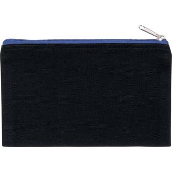 laukut Pussukat Kimood KI0720 Black/Royal Blue