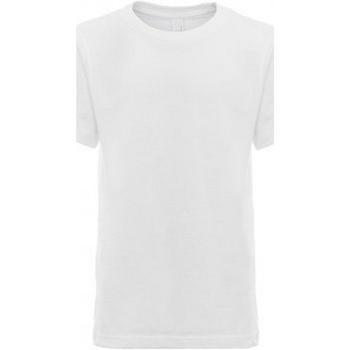 vaatteet Lapset Lyhythihainen t-paita Next Level NX3310 White