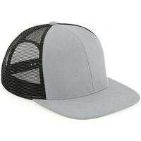 Asusteet / tarvikkeet Lippalakit Beechfield BB664 Grey/Black