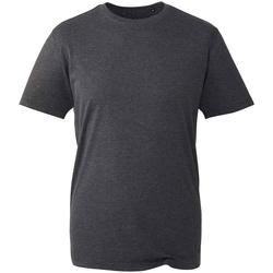 vaatteet Lyhythihainen t-paita Anthem AM10 Dark Grey
