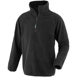 vaatteet Lapset Fleecet Result Genuine Recycled RS905B Black