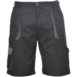 vaatteet Miehet Shortsit / Bermuda-shortsit Portwest  Black