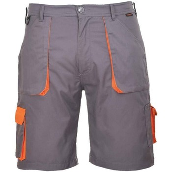 vaatteet Miehet Shortsit / Bermuda-shortsit Portwest  Grey