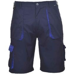 vaatteet Miehet Shortsit / Bermuda-shortsit Portwest  Navy