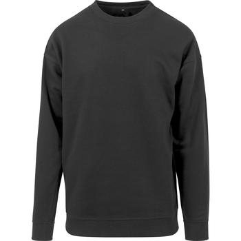 vaatteet Miehet Svetari Build Your Brand BY075 Black