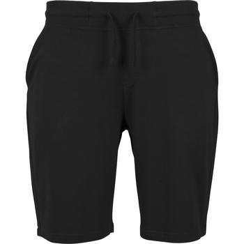 vaatteet Miehet Shortsit / Bermuda-shortsit Build Your Brand BY080 Black
