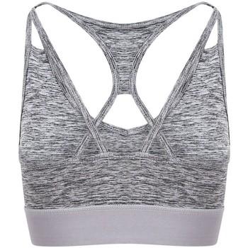 vaatteet Naiset Urheiluliivit Awdis JC019 Grey Melange