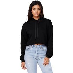 vaatteet Naiset Svetari Bella + Canvas BE7502 Black