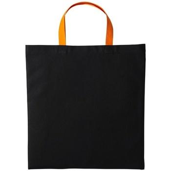 laukut Olkalaukut Nutshell RL130 Black/Orange