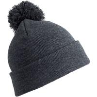 Asusteet / tarvikkeet Miehet Pipot Result Winter Essentials RC28X Grey