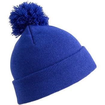 Asusteet / tarvikkeet Miehet Pipot Result Winter Essentials RC28X Royal