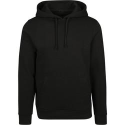 vaatteet Miehet Svetari Build Your Brand BY084 Black