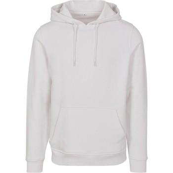 vaatteet Miehet Svetari Build Your Brand BY084 White