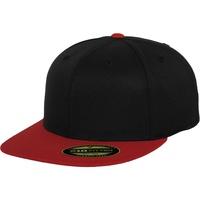 Asusteet / tarvikkeet Lippalakit Flexfit By Yupoong YP092 Black/Red