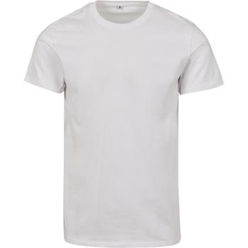 vaatteet Lyhythihainen t-paita Build Your Brand BY083 White