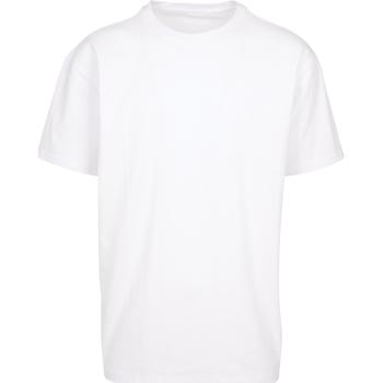 vaatteet Lyhythihainen t-paita Build Your Brand BY102 White