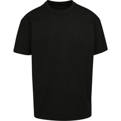 vaatteet Lyhythihainen t-paita Build Your Brand BY102 Black