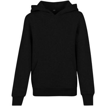vaatteet Miehet Svetari Build Your Brand BY117 Black