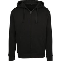 vaatteet Miehet Svetari Build Your Brand BY085 Black
