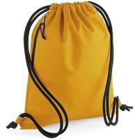 laukut Urheilulaukut Bagbase BG281 Mustard Yellow