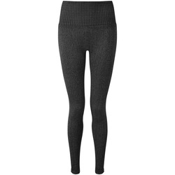 vaatteet Naiset Legginsit Tridri TR219 Charcoal Grey