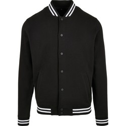 vaatteet Miehet Takit Build Your Brand BB004 Black/White