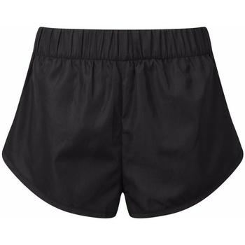 vaatteet Naiset Shortsit / Bermuda-shortsit Tridri TR049 Black