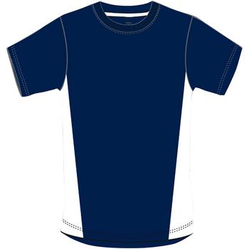 vaatteet Miehet Lyhythihainen t-paita Chelsea Fc  Navy