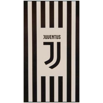 Koti Pyyhkeet ja pesukintaat Juventus TA4718 Black/White