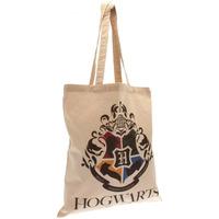 laukut Naiset Ostoslaukut Harry Potter  Cream/Black