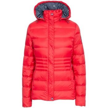 vaatteet Naiset Takit Trespass  Red