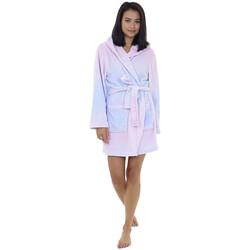vaatteet Naiset pyjamat / yöpaidat Brave Soul  Mulicoloured