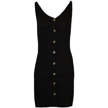 vaatteet Naiset Lyhyt mekko Brave Soul  Black
